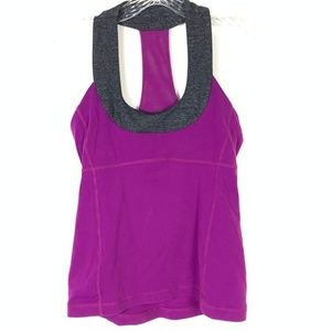 Lululemon Shelf Bra Athletic Halter Tank Top 6